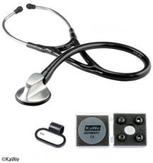 Stetoskooppi KaWe Top Cardiology musta