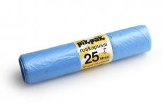 Roskapussi 25L sininen 50kpl