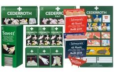 Cederroth haavanhoitopisteen täydennyspakkaus