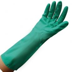 Siivouskäsine Nitriili Professional vihreä 1pr