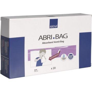 Abena Abri-Bag Oksennuspussi 630ml 20kpl