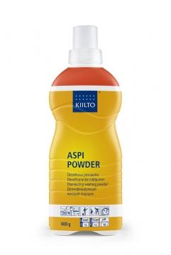 Kiilto Aspi Powder desinfioiva puhdistusjauhe 800g