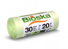 Roskapussi Bioska 30L, 20kpl