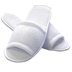 Kylpytossut kertakäyttö avokärki 31 cm