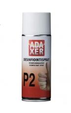 ADAXER Desinfiointispray P2