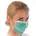 Hengityssuoja vihreä