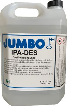 IPA-DES Desinfiointiaine pinnoille 5L