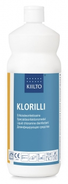 Kiilto Klorilli erikoisdesinfektioaine 1L