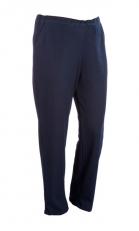Oloasun housut kohoraita Unisex tummansininen