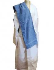 Kylpytakki frotee XL valkoinen