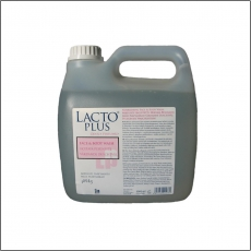 Lacto Plus Face & Body Wash 3L