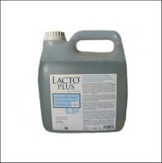 Lacto Plus Face & Body Wash 3L hajustamaton