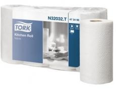 Tork Plus Talouspaperi valkoinen 4rl