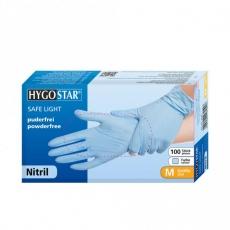 Nitriili SAFE LIGHT koko L sininen 100kpl