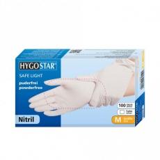Nitriili SAFE LIGHT koko L valkoinen 100kpl