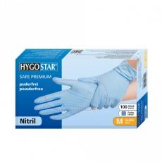 Nitriili SAFE PREMIUM koko XL sininen 100kpl