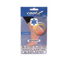 Rakkolaastari Cool-X 10 kpl