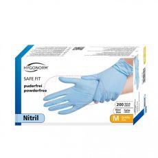 Nitriili SAFE FIT koko M sininen 200kpl