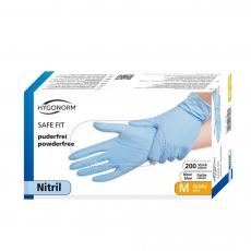 Nitriilikäsine SAFE FIT 200 kpl