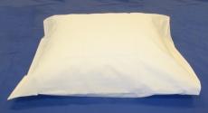 Tyynyliina läppä 55x65cm valk.