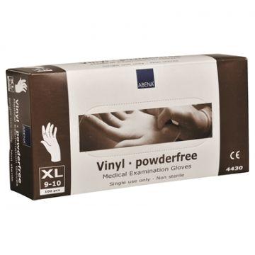Vinyl puuteriton Abena koko XL 100kpl